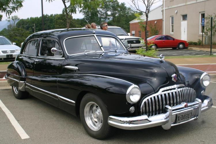 1946 Buick 4-Door Sedan