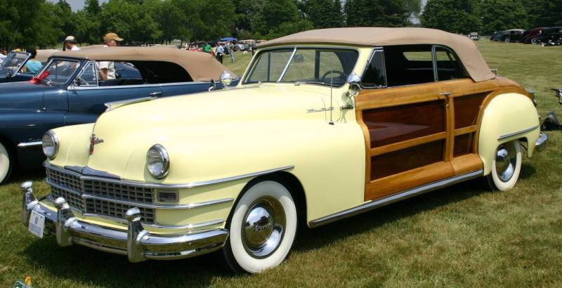 1947 Chrysler